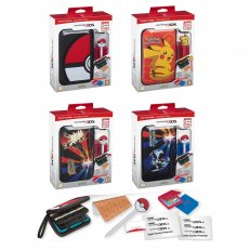 New 3DS XL Pokemon Game Traveler Bundle Assorted Styles