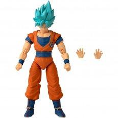 Dragon Ball Super Dragon Stars Super Saiyan Goku Blue V2