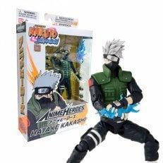 "Naruto - Anime Heroes - Hatake Kakashi Figure 6.5"""