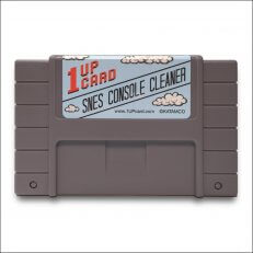 SNES 1 Up Console Cleaner