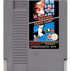 Super Mario Bros and Duck Hunt Combo NES Cartridge (Used)