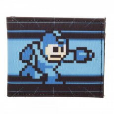 Mega Man Sublimated Bi-Fold Wallet