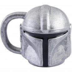 Star Wars Mandalorian Helmet Mug