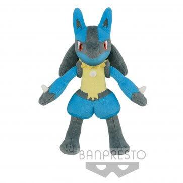 """Pokemon 10"""" Pokemon The Movie - Lucario"""