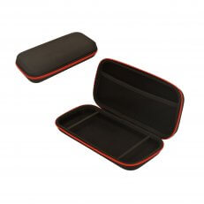 Switch Console Carrying Case w/ Red Zipper