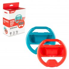 KMD Joy-Con Racing Wheels - Dual Pack