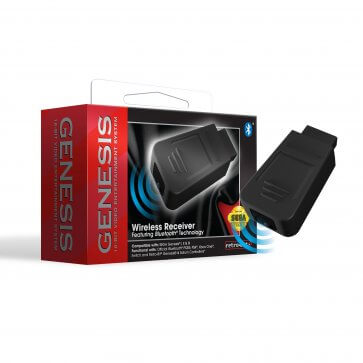 SEGA Genesis Bluetooth Receiver