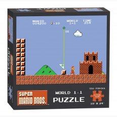 Super Mario Bros. World 1-1 Puzzle (500 pieces)