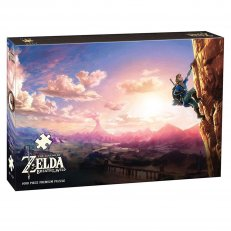 Legend of Zelda Puzzle - Breathe of the Wild Scaling Hyrule