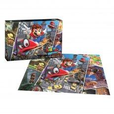 """Super Mario Odyssey """"Snapshots"""" Premium Puzzle 1000 pcs"""