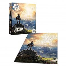 Legend of Zelda - Breathe of the Wild - 1000pc Puzzle