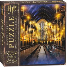 Harry Potter and the Great Hall Puzzle (550 Pieces)
