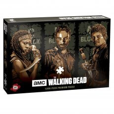 The Walking Dead - AMC -Puzzle