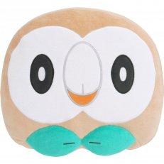 "Pokemon 11"" Rowlet Cushion Plush"