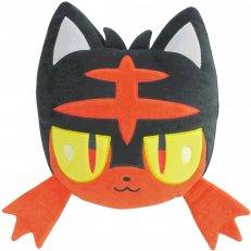 "Pokemon 13"" Litten Cushion Plush"
