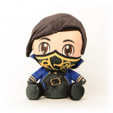 "Dishonored - Emily Kaldwin Stubbins 6"" Plush"
