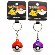 Pokeball Keychain 48 Piece Assortment