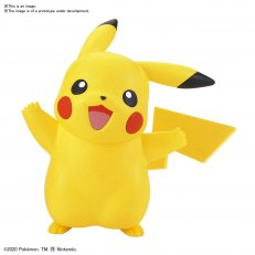 PIKACHU  Bandai Spirits Pokemon Model Kit Quick