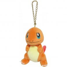 "Pokémon All Star Collection – 4"" Charmander Plush Charm"