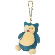 "Pokemon All Star Collection – 4"" Snorlax Plush Charms"
