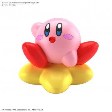 Bandai Entry Grade Kirby