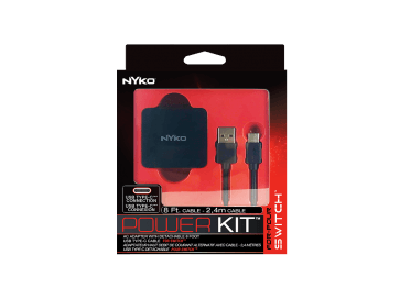 Power Kit Adapter for Nintendo Switch (Nyko)