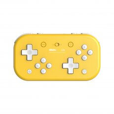 8BitDo Lite Bluetooth Gamepad for Switch/Windows - Yellow