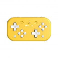 8BitDo Lite Bluetooth Gamepad for Switch/Windows - Yellow
