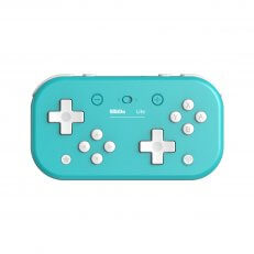 8BitDo Lite Bluetooth Gamepad for Switch/Windows - Turquoise