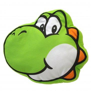 """Super Mario - Yoshi Pillow 13"""""""