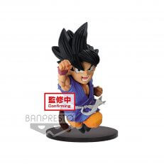 "Dragon Ball GT Wrath of the Dragon Son Goku 5.1"" Figure"