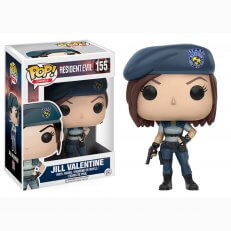 POP - Resident Evil - Jill Valentine