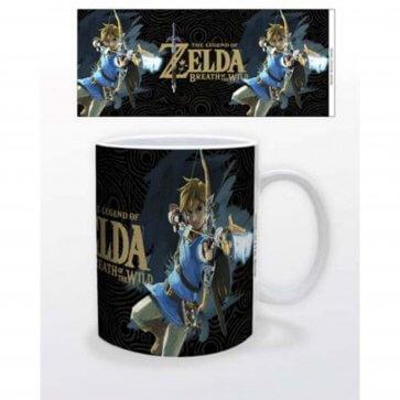 Legend of Zelda - BotW Game Cover Mug - 11oz