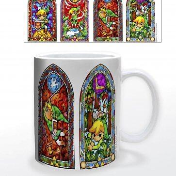 Legend of Zelda - Stained Glass Mug - 11oz