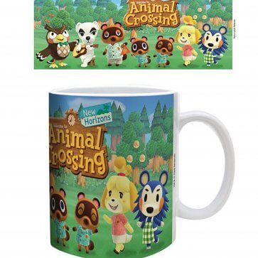 Animal Crossing - NH Lineup Mug -11oz