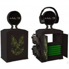 Halo Gaming Locker