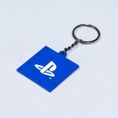 PlayStation 5 Keychain