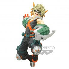My Hero Academia The Amazing Heroes Vol.3 Katsuki Bakugo Fig