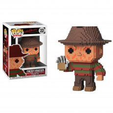 8-Bit POP - Horror - Freddy Kruger