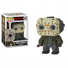 8-Bit POP - Horror - Jason Voorhees