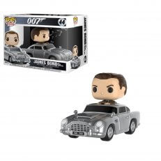 POP Rides - James Bond - Sean Conner w/ Aston Martin