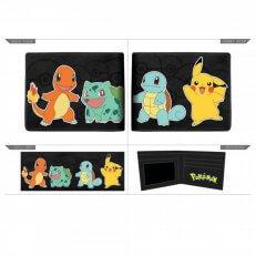 Pokemon Character Bi-Fold Wallet
