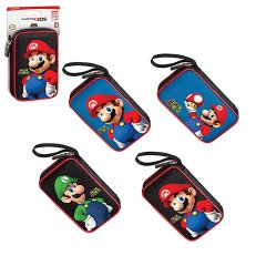NEW 3DS XL Game Traveler Super Mario Assorted Styles