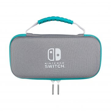 Power A Switch Lite Protection Case Kit - Turquoise