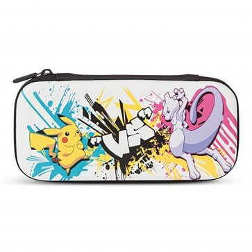 Power A Switch Lite Stealth Case Kit - Pokemon Battle