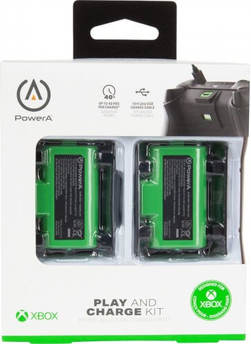 XB1 & XBX Play and Charge Kit