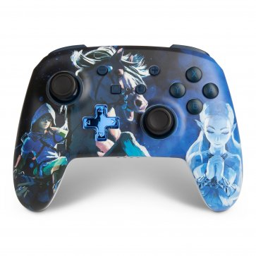 Switch Enhanced Wireless Controller - Zelda Midnight Ride