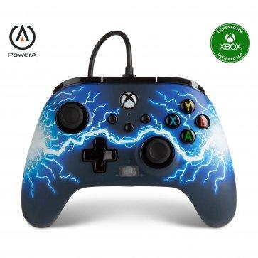 Xbox One / Series X Enhanced Wired Controller - Arc Lightnin