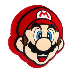 "Mario Head Mocchi-Mocchi Mega 15"" Plush"