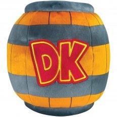 """Donkey Kong Barrel Mocchi-Mocchi Mega 15"""" Plush"""